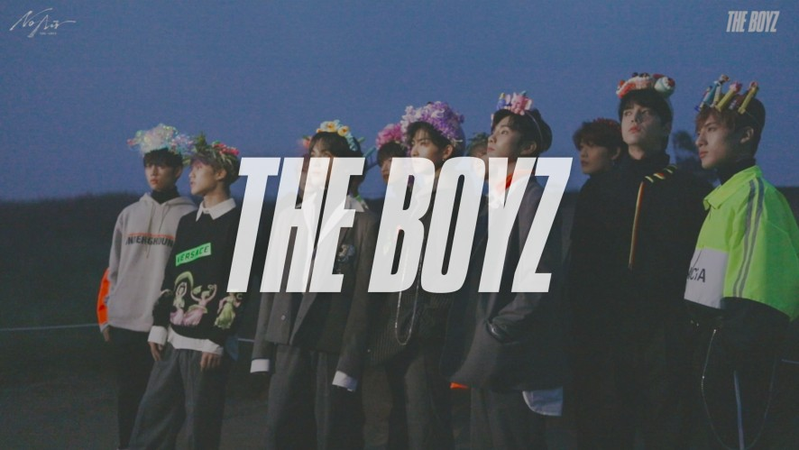 THE BOYZ(더보이즈) [THE ONLY] 'Off Air' MAKING FILM