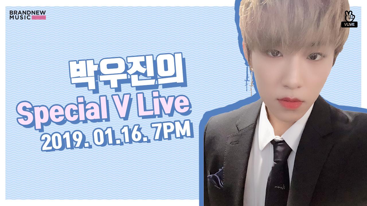 [#박우진] '박우진의 Special V Live'