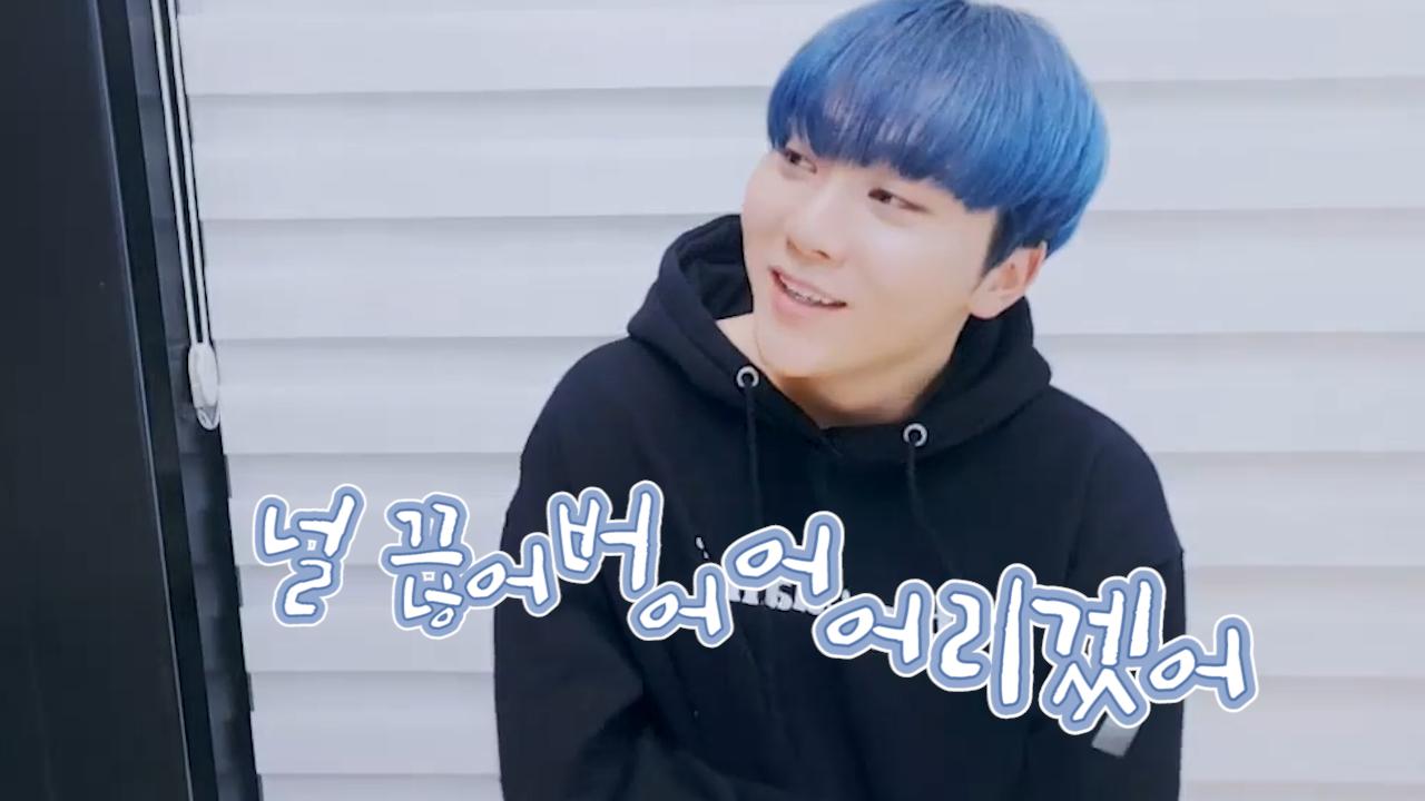 [SEVENTEEN] 뿌랑둥💖 생일축하했어_어어어 (HAPPY BOO DAY+1)