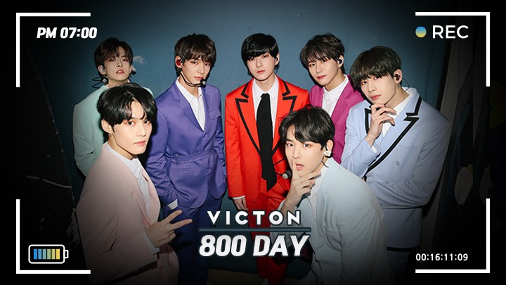 VICTON HAPPY 800DAYS💙💛