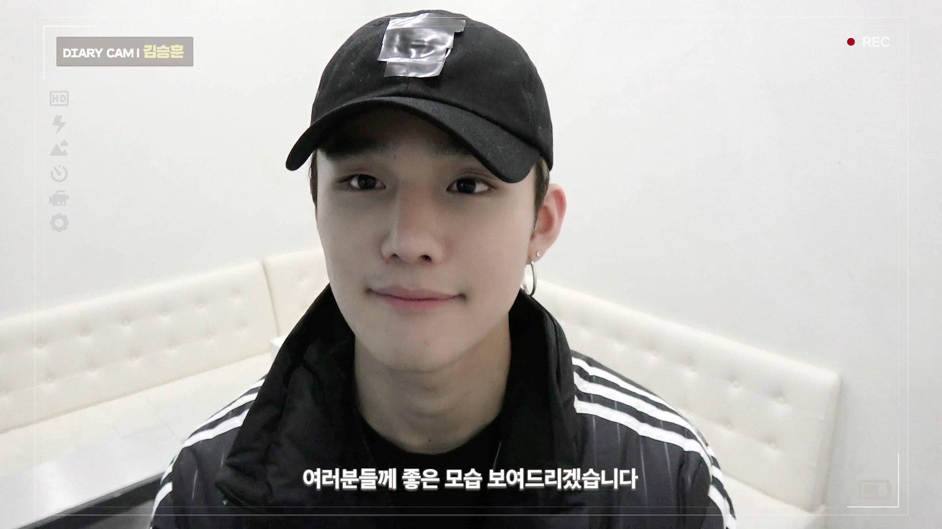 [DIARY CAM 5] 김승훈 <KIM SEUNGHUN> l YG보석함