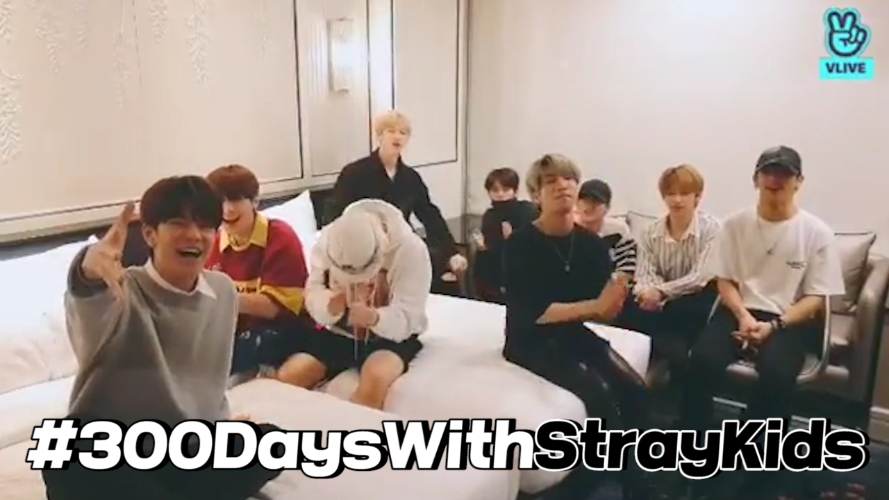 [Stray Kids] 스키즈 300일&쓰리라차 2주년을 축하해🖤 (300days with Stray Kids & 2years with 3RACHA)