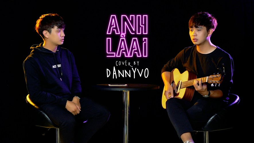 """""""ANH LÀ AI (PHƯƠNG LY)"""" Cover by DANNY VO"""