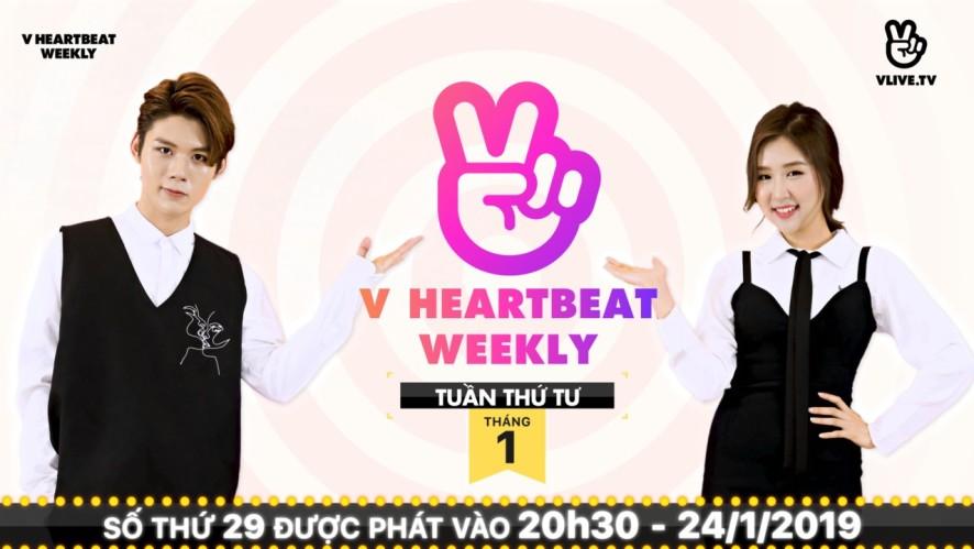 V HEARTBEAT WEEKLY - Tập 29
