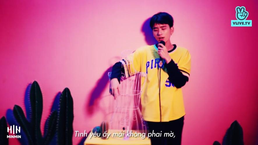 """""""YÊU EM DẠI KHỜ - LOU HOÀNG """" - Cover by Min Min"""
