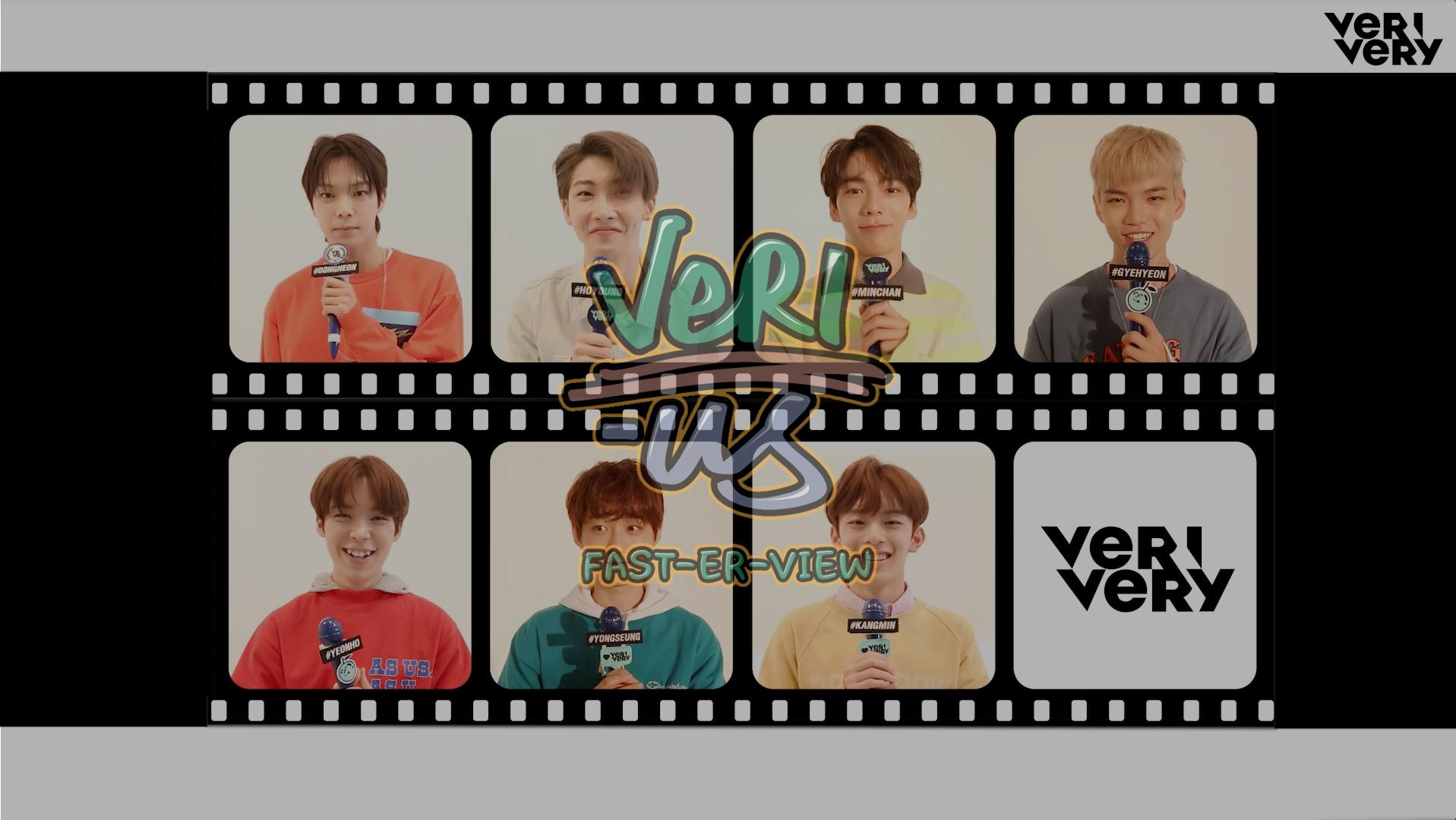 VERIVERY FAST-ER-VIEW [뮤직비디오 촬영 현장]