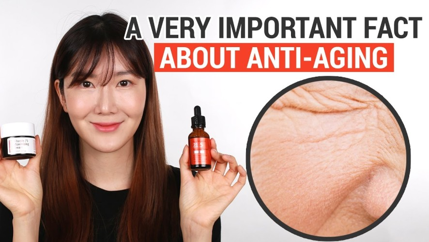 A Very Important Fact About Anti Aging   By Wishtrend