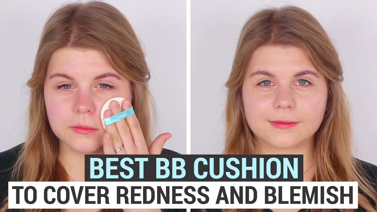 Best BB Cushion to Cover Redness & Blemish | Klairs Mochi BB Cushion