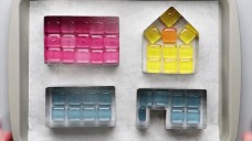 """Beautiful """"Stained Glass"""" Candy House♡"""