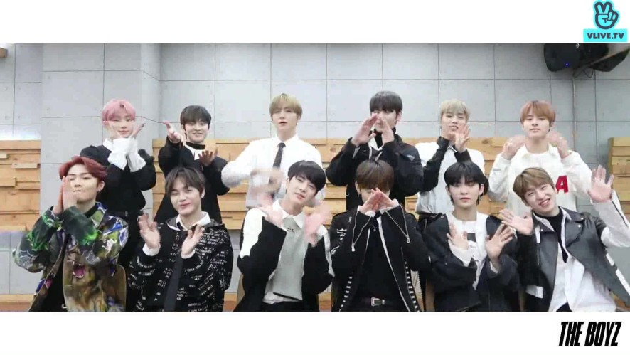 The Boyz 2019 New Year's  Greeting to Vietnam Fans