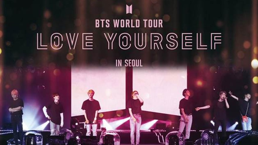 BTS WORLD TOUR LOVE YOURSELF IN SEOUL | KC: 26.01.2019