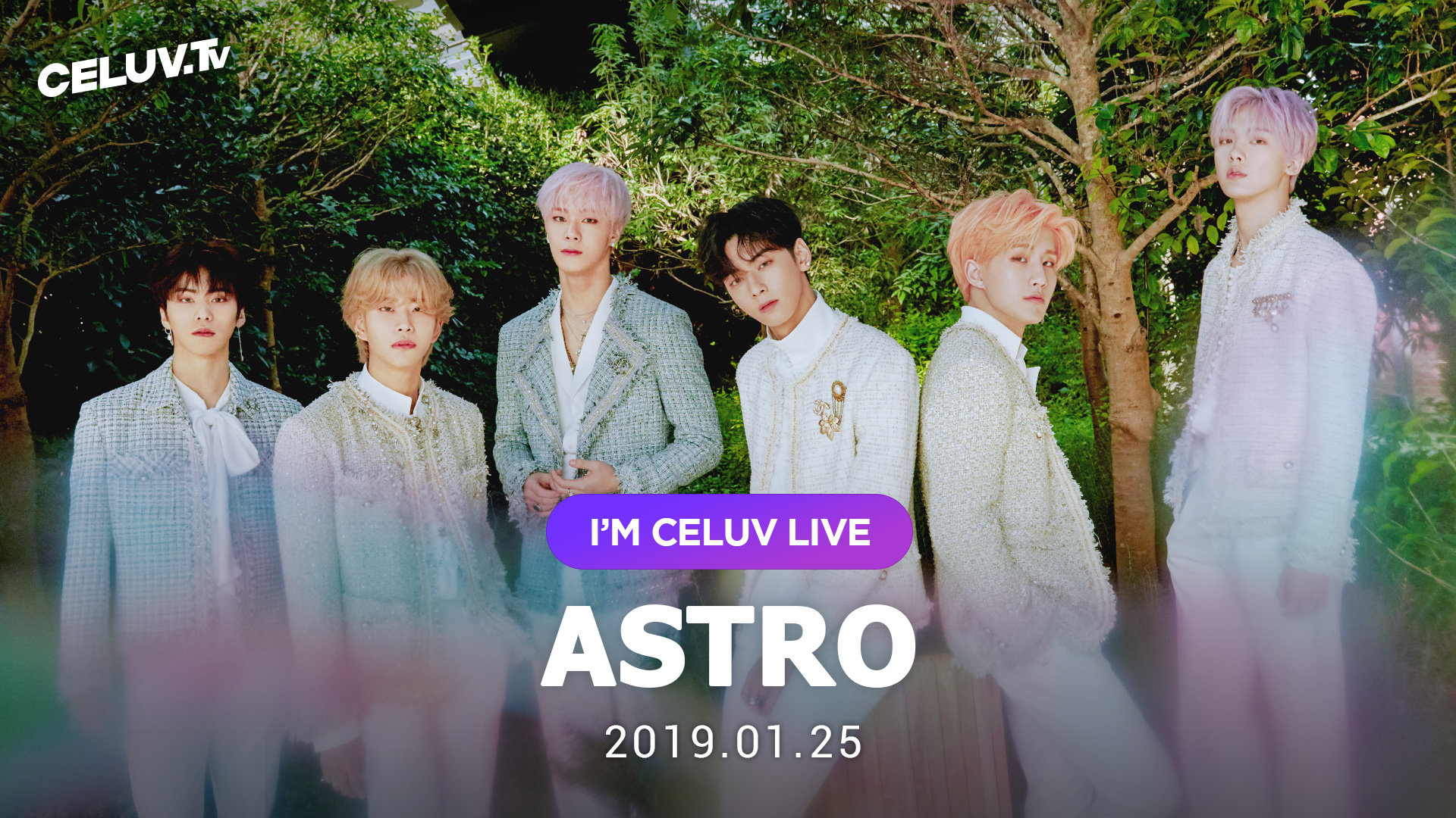 [I'm Celuv] 아스트로(ASTRO), All Light~ All Right! (Celuv.TV)
