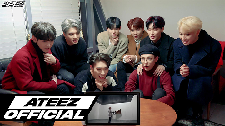 ATEEZ(에이티즈) - 'Say My Name' MV Reaction