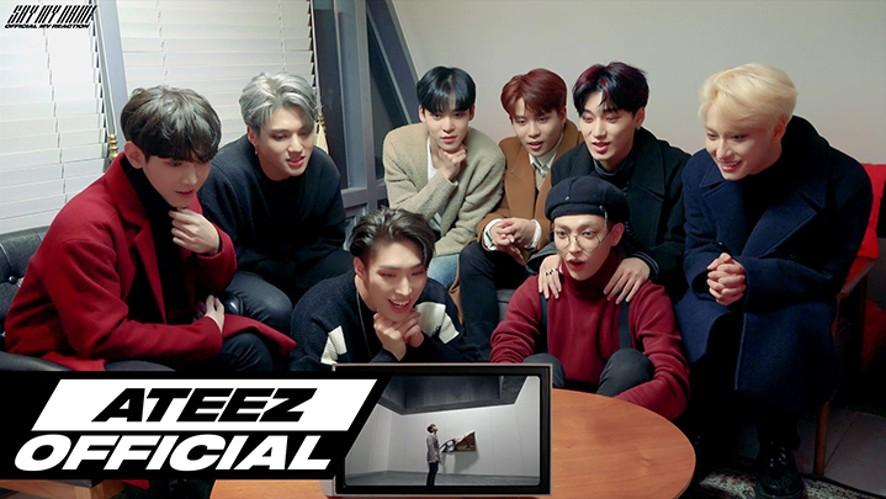 ATEEZ(에이티즈) - 'Say My Name' MV Reaction