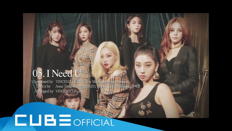 "CLC - 8th Mini Album ""No.1"" Audio Snippet"