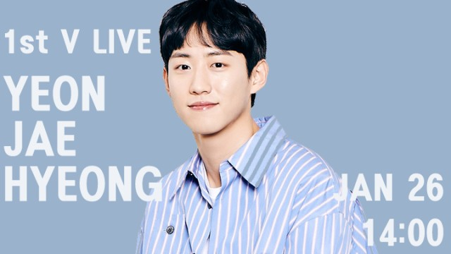 [Yeon Jae Hyeong] 연제형 1st V LVIE