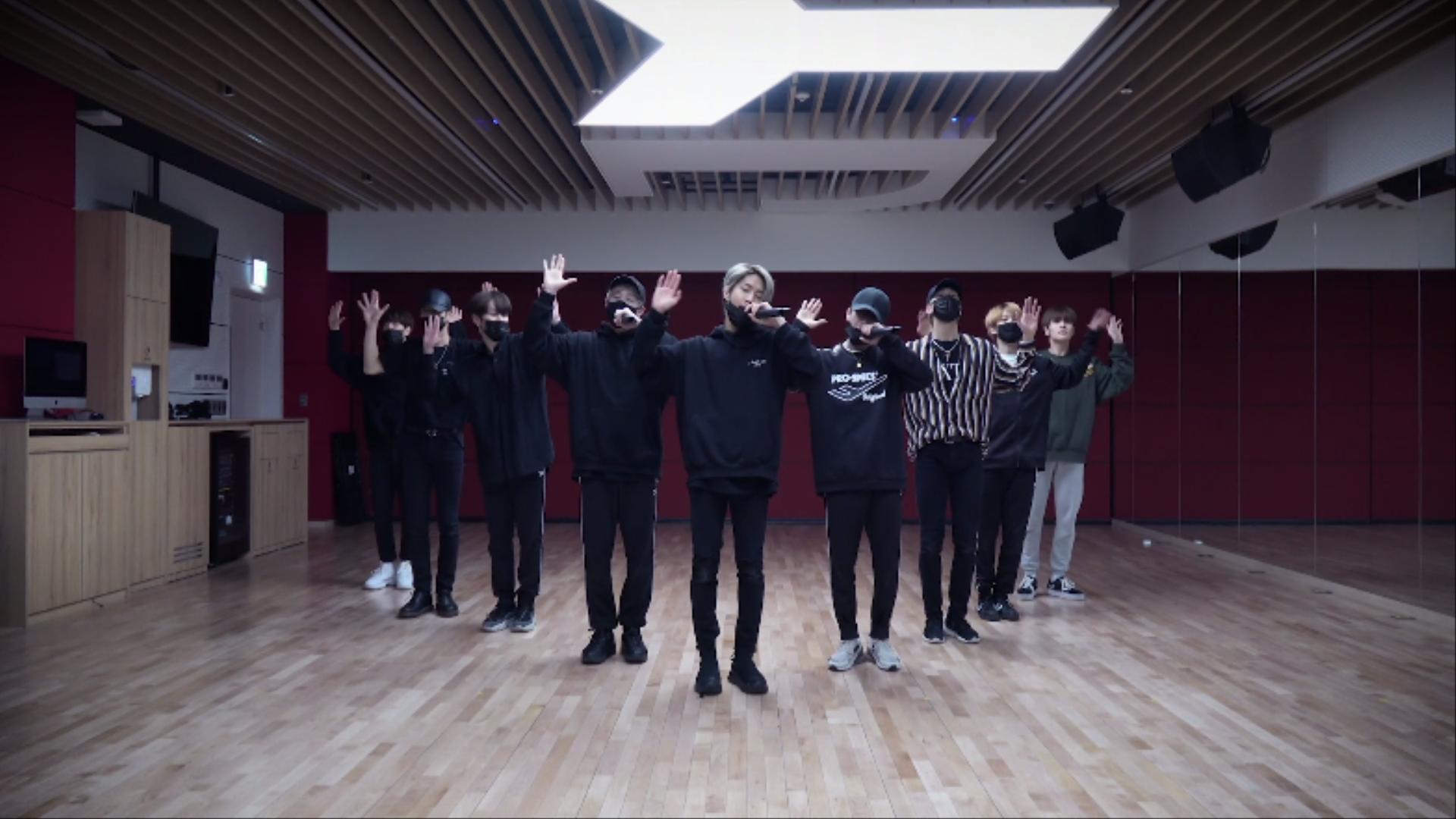 "Stray Kids(스트레이 키즈) ""뱅뱅뱅(BANG BANG BANG)"" Dance Practice"