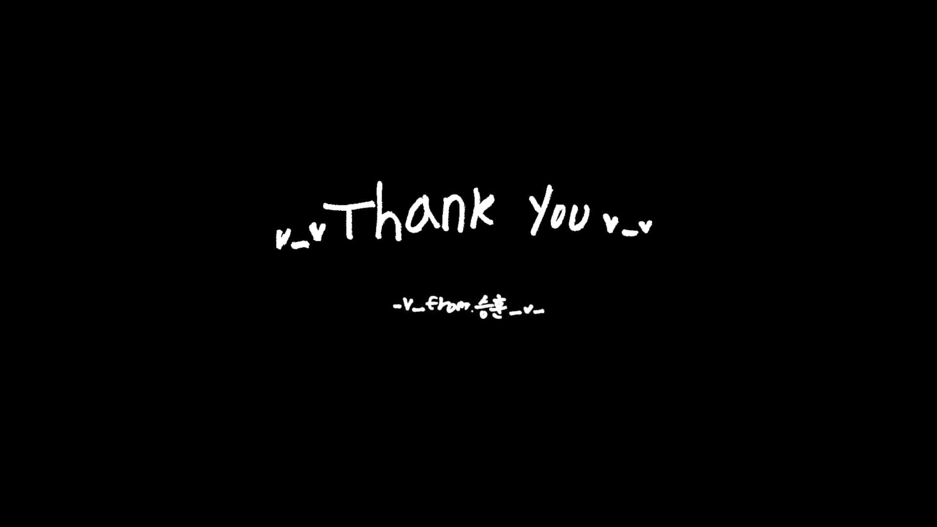 [THANK YOU] 김승훈 <KIM SEUNGHUN> l YG보석함