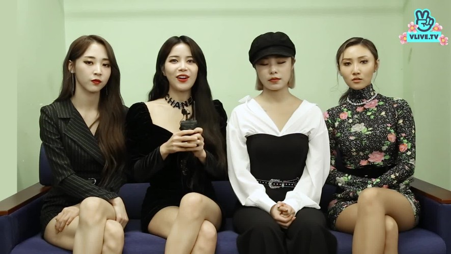 MAMAMOO 2019  New Year's Greeting to V Fans