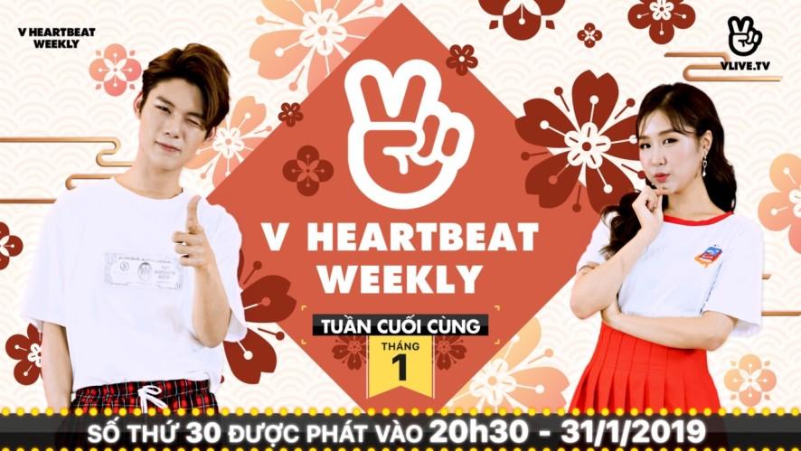 V HEARTBEAT WEEKLY - Tập 30