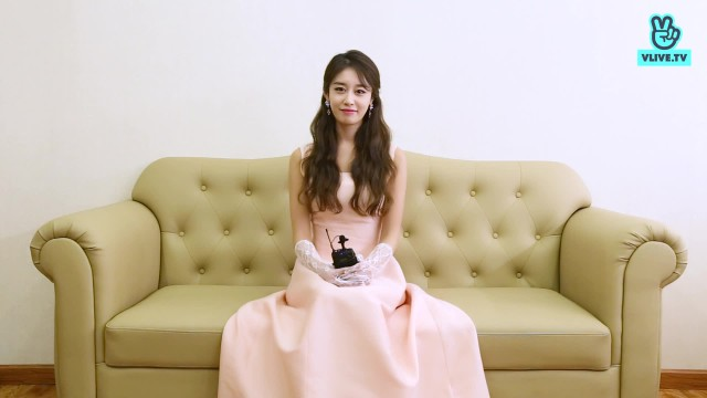 Jiyeon 2019 New Year's Greeting To Viet Nam Fans