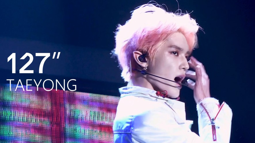 127초의 태용 | 127s of TAEYONG - NEO CITY : SEOUL