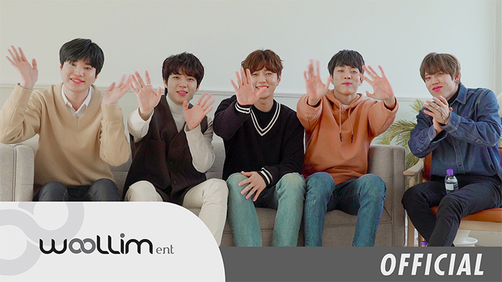 인피니트(INFINITE) 2019 새해 인사 (New Year Greetings Message)