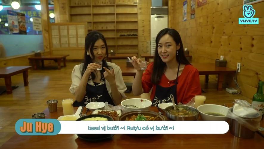 Tìm Ngọc Trai ở Hàn Quốc Ep.06