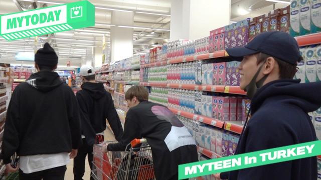 ★마이틴★ MYTEEN SHOW EP.99 - MYTODAY : MYTEEN in Turkey Behind #2