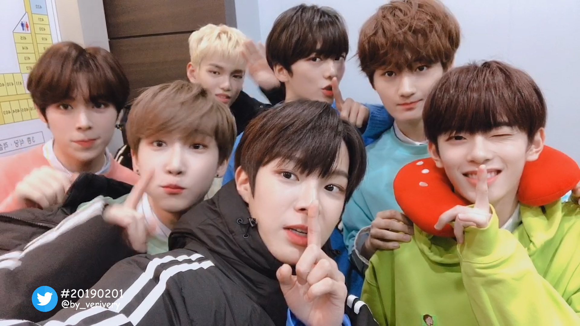 VERIVERY's Special Moments_2019.01.28-02.03