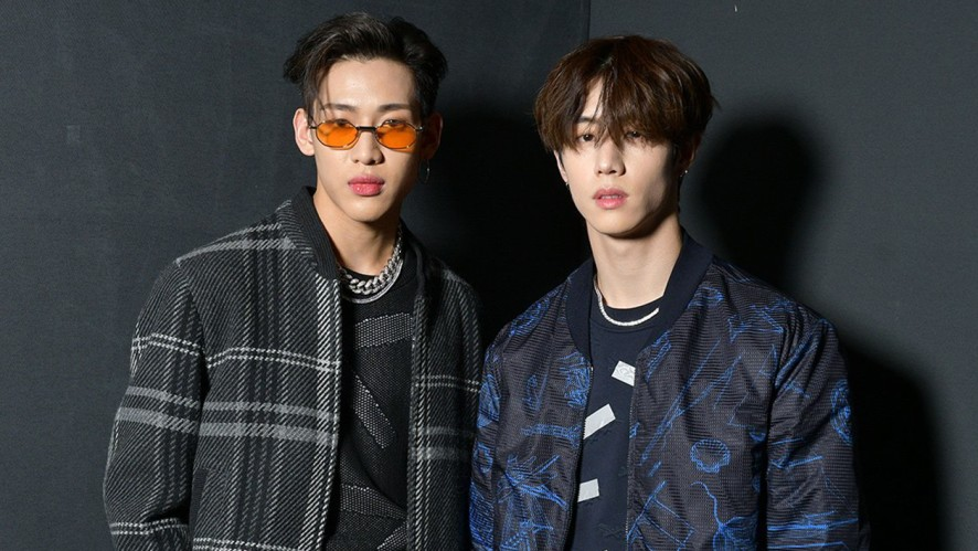 GOT7(갓세븐) MARK X BAMBAM HIGHLIGHT SKETCH IN MILAN