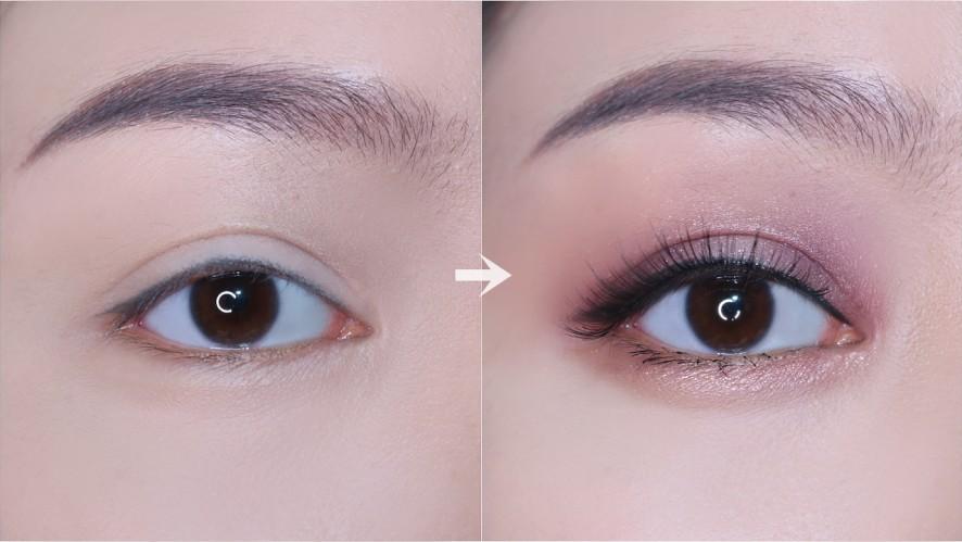눈커보이는눈화장 ! 눈성형 메이크업 Eye makeup tutorial