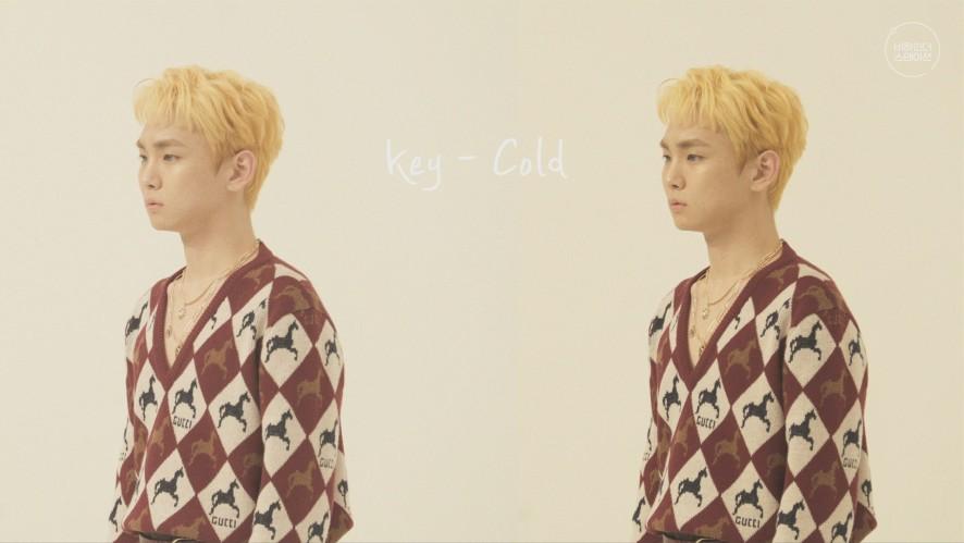 [STATION3] KEY 키 'Cold (Feat. 한해)' 비하인더스테이션