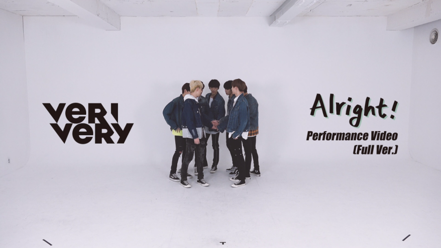 VERIVERY - Alright! Performance Video (Full Ver.)