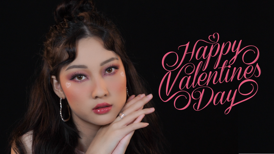 """MAKEUP VALENTINE"" 