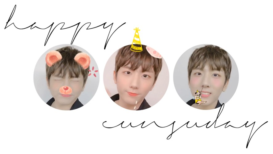 ★마이틴★ HAPPY EUNSU DAY🎁