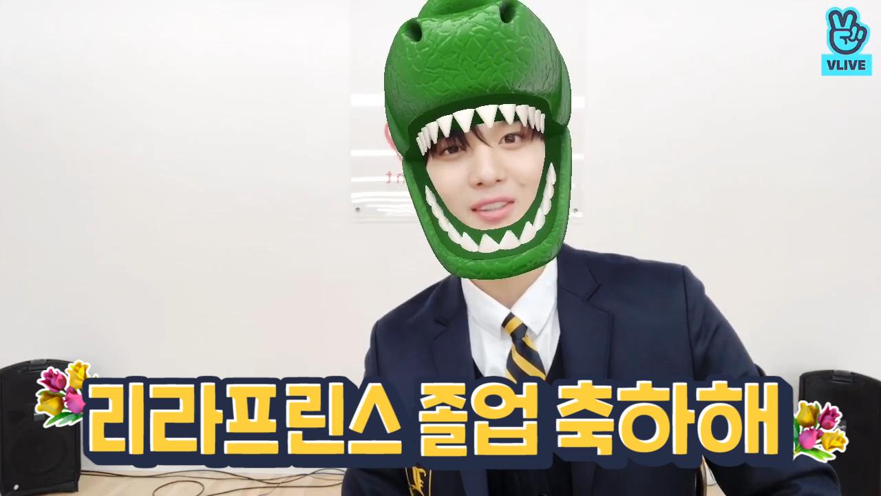 [BAE JIN YOUNG] 행복합니다 (리라프린스 배진영) 덕분에❤️ (JIN YOUNG's graduation V)