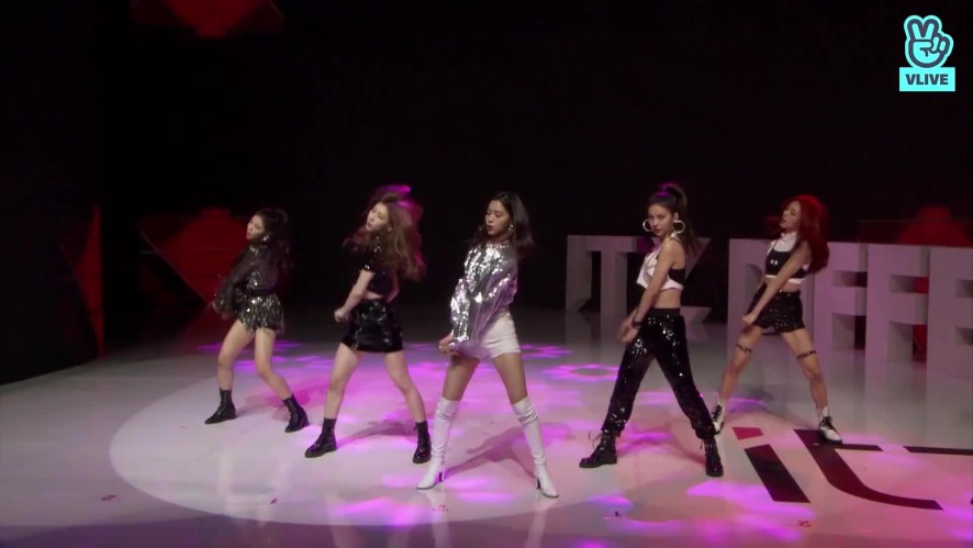 Irony , Bad Girl Good Girl, 우아하게 - ITZY THE 1ST SINGLE <IT'z Different> LIVE PREMIERE