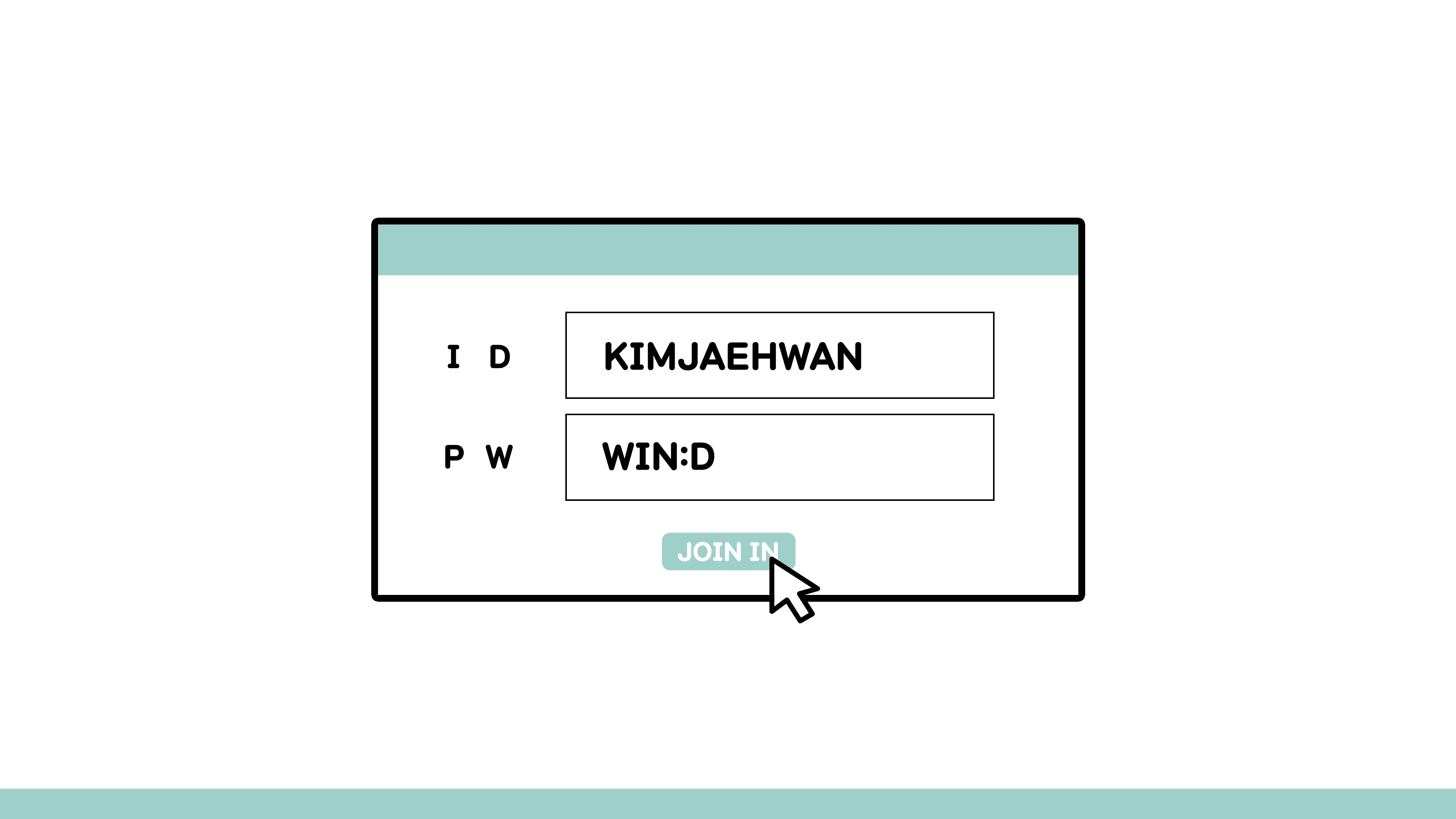 김재환 공식 팬클럽 WIN:D 1기 모집 안내