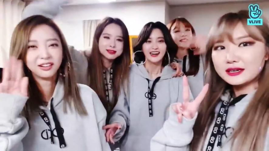 레고들♡ 브이앱 오랜만이지??!!