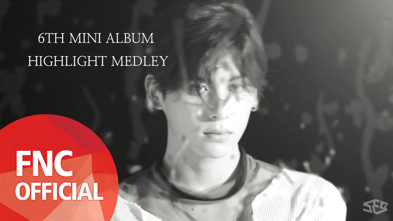 SF9 - 6TH MINI ALBUM 『NARCISSUS』 HIGHLIGHT MEDLEY
