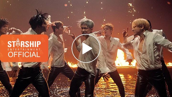 [V LIVE] MONSTA X 몬스타엑스 'Alligator' MV