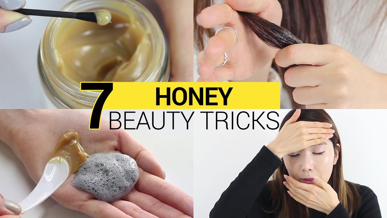 7 Honey Beauty Tricks | I'M FROM HONEY MASK