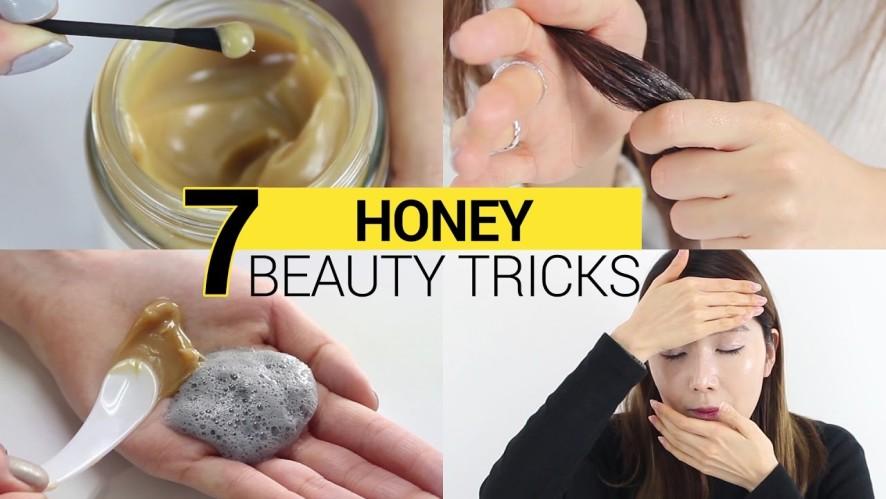 7 Honey Beauty Tricks   I'M FROM HONEY MASK