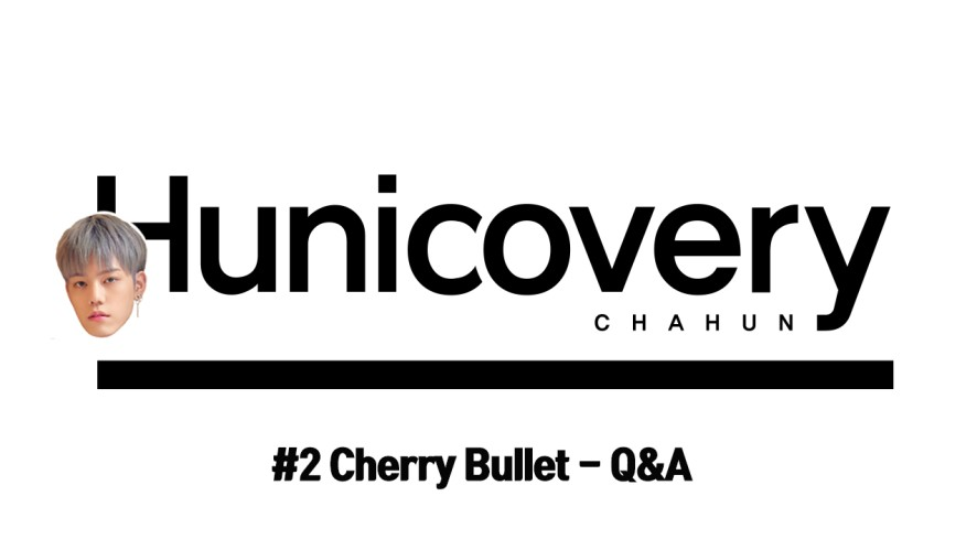Hunicovery #2 : Cherry Bullet - Q&A