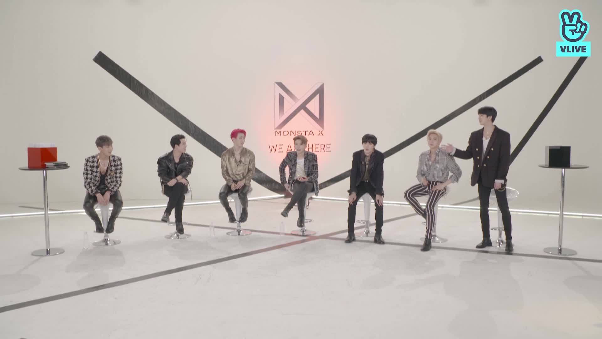 [Replay] MONSTA X [Take 2] COMEBACK VLIVE