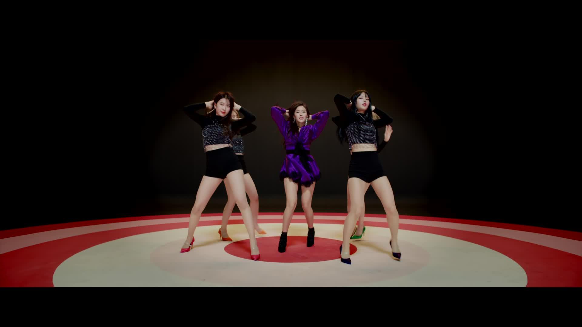효민 HYOMIN '입꼬리' MV