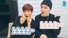[SEVENTEEN] 218브로! 겸이또리! 생일축하노노노논노논🎈🎶 (HAPPY DK&VERNON DAY+1)