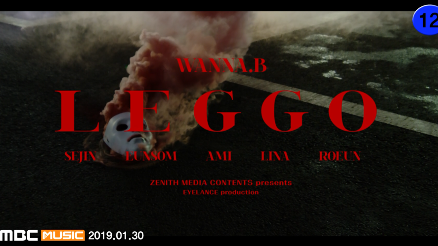 4th Digital Single [LEGGO] M/V