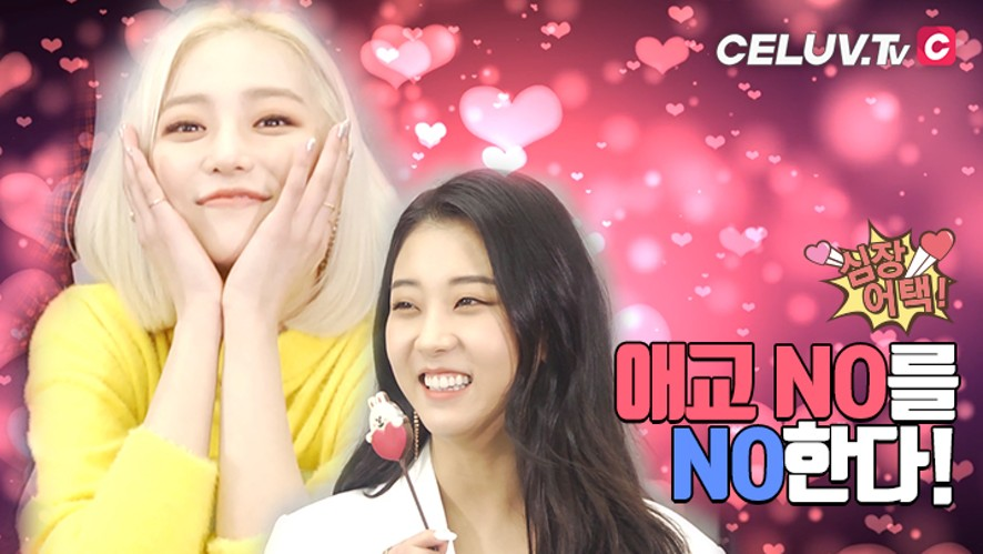 [I'm Celuv] CLC, 세상 귀여운 칯순이 본체 모음.zip (Celuv.TV)